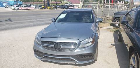 2016 Mercedes-Benz C-Class for sale in San Antonio, TX