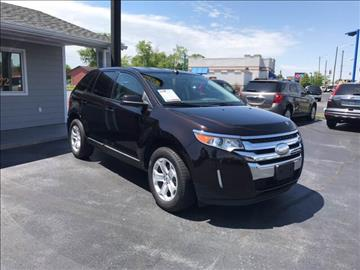 2013 Ford Edge for sale at Rudy's Auto Sales in Columbus IN