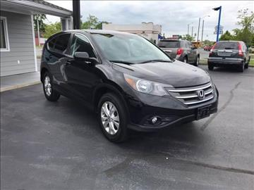 2013 Honda CR-V for sale at Rudy's Auto Sales in Columbus IN