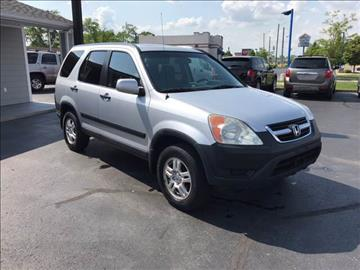 2004 Honda CR-V for sale at Rudy's Auto Sales in Columbus IN