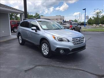 2015 Subaru Outback for sale at Rudy's Auto Sales in Columbus IN