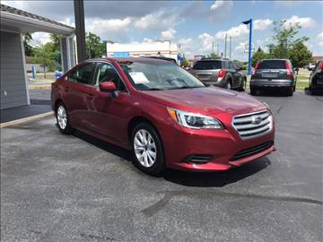 2015 Subaru Legacy for sale at Rudy's Auto Sales in Columbus IN