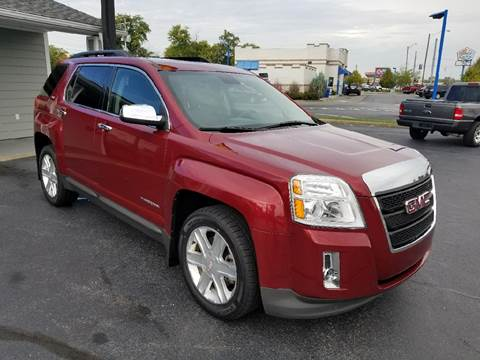 2012 GMC Terrain for sale at Rudy's Auto Sales in Columbus IN