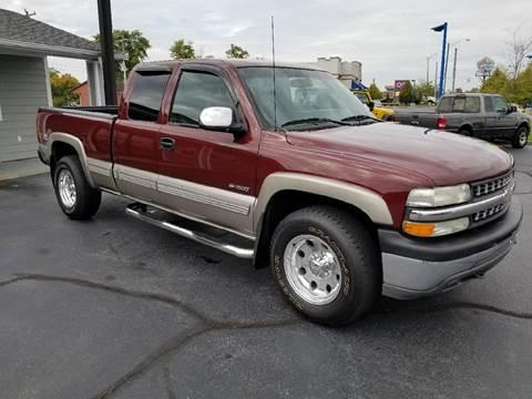 2002 Chevrolet Silverado 1500 for sale at Rudy's Auto Sales in Columbus IN