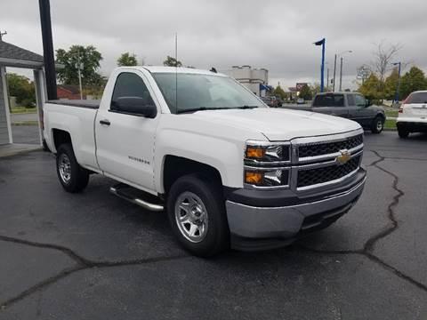 2014 Chevrolet Silverado 1500 for sale in Columbus, IN