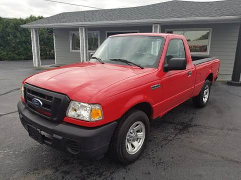 2011 Ford Ranger for sale at Rudy's Auto Sales in Columbus IN