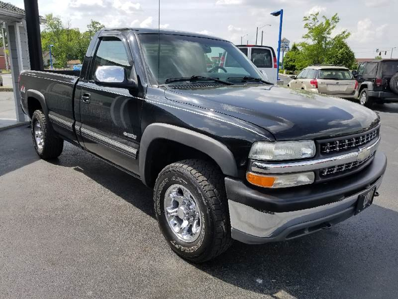 1999 Chevrolet Silverado 1500 For Sale At Rudyu0027s Auto Sales In Columbus IN