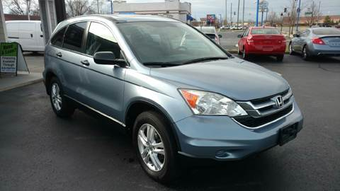 2011 Honda CR-V for sale at Rudy's Auto Sales in Columbus IN