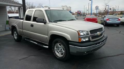 2004 Chevrolet Silverado 1500 for sale at Rudy's Auto Sales in Columbus IN