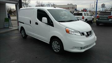2015 Nissan NV200 for sale at Rudy's Auto Sales in Columbus IN