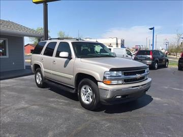 2005 Chevrolet Tahoe for sale at Rudy's Auto Sales in Columbus IN