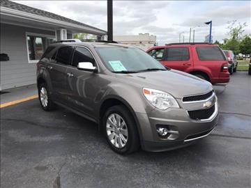 2011 Chevrolet Equinox for sale at Rudy's Auto Sales in Columbus IN