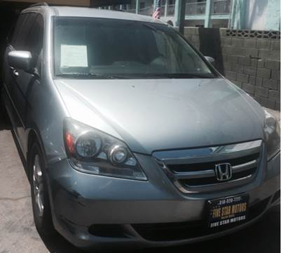 2006 Honda Odyssey for sale in North Hills, CA