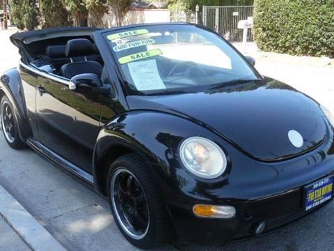 2003 Volkswagen New Beetle for sale in North Hills, CA