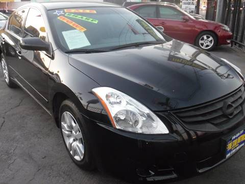 2011 Nissan Altima for sale at Five Star Motors in North Hills CA