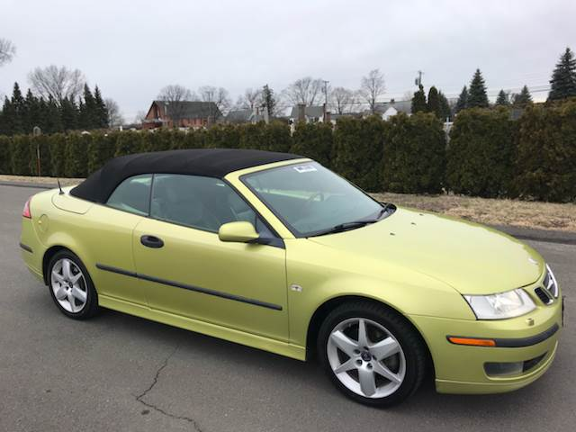 2004 Saab 9-3 2dr Arc Turbo Convertible In Dorchester MA - Fields ...