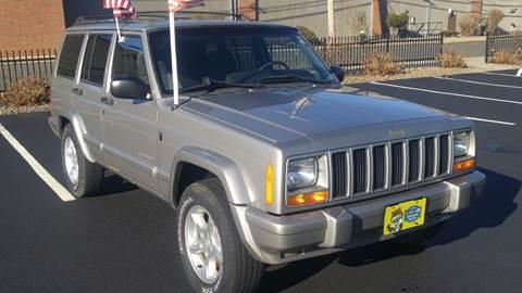 2001 Jeep Cherokee For Sale Carsforsale Com