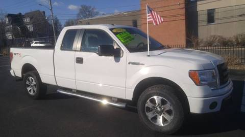 2013 Ford F-150 STX for sale at Fields Corner Auto Sales in Dorchester MA