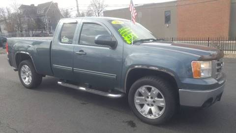 2008 GMC Sierra 1500 SLT for sale at Fields Corner Auto Sales in Dorchester MA