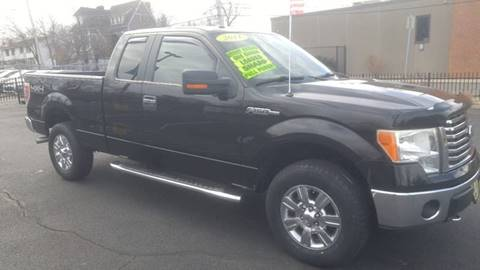 2011 Ford F-150 XLT for sale at Fields Corner Auto Sales in Dorchester MA