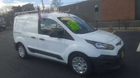 2015 Ford Transit Connect Cargo XL for sale at Fields Corner Auto Sales in Dorchester MA