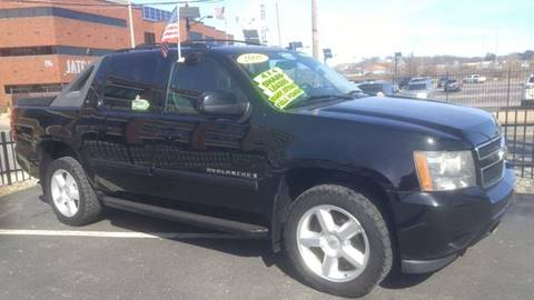 2008 Chevrolet Avalanche LT for sale at Fields Corner Auto Sales in Dorchester MA