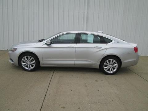 2017 Chevrolet Impala for sale in Audubon IA