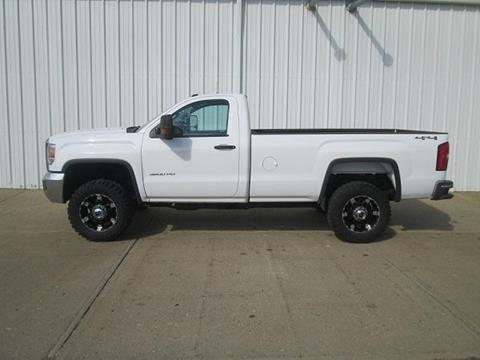 2015 GMC Sierra 3500HD for sale in Audubon IA