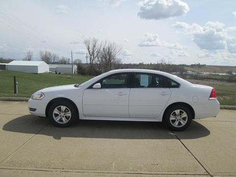 2015 Chevrolet Impala Limited for sale in Audubon, IA