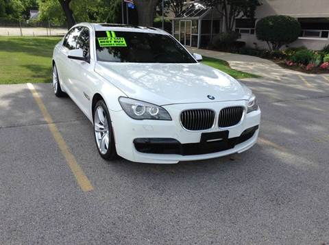2011 BMW 7 Series for sale at Airport Motors in Saint Francis WI