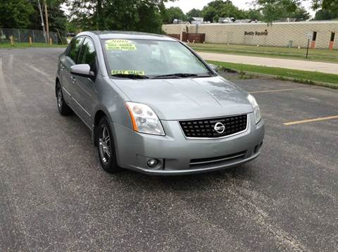 2008 Nissan Sentra for sale at Airport Motors in Saint Francis WI
