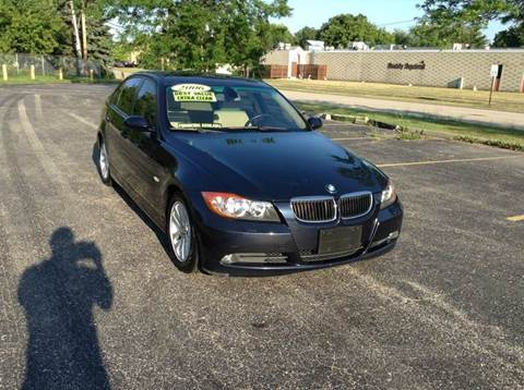 2006 BMW 3 Series for sale at Airport Motors in Saint Francis WI
