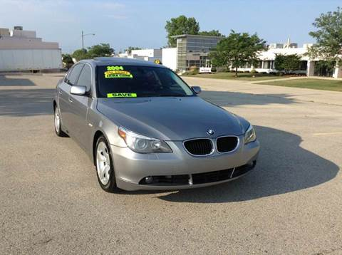 2004 BMW 5 Series for sale at Airport Motors in Saint Francis WI