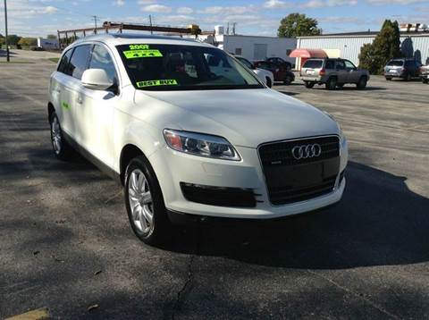 2007 Audi Q7 for sale at Airport Motors in Saint Francis WI