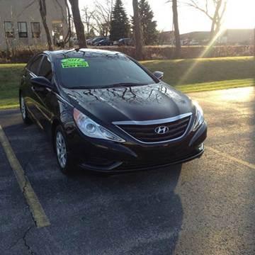 2011 Hyundai Sonata for sale at Airport Motors in Saint Francis WI