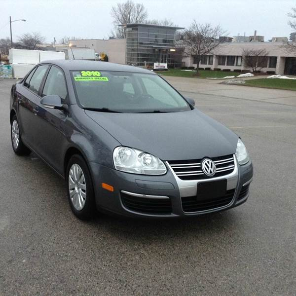 2010 Volkswagen Jetta for sale at Airport Motors in Saint Francis WI