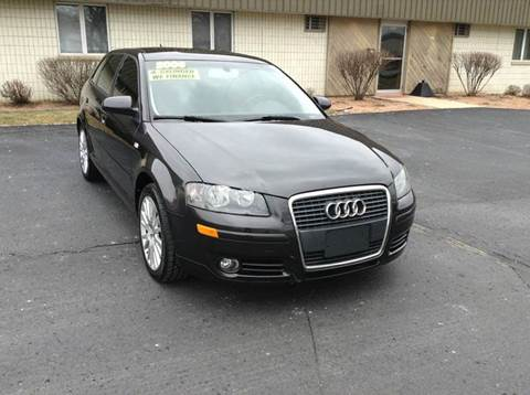 2006 Audi A3 for sale at Airport Motors in Saint Francis WI