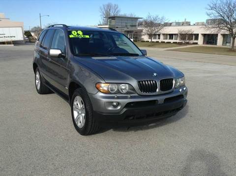 2004 BMW X5 for sale at Airport Motors in Saint Francis WI