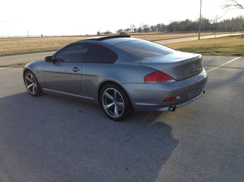 2005 Bmw 6 Series 645Ci 2dr Coupe In Saint Francis WI