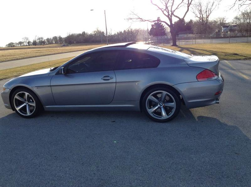 2005 Bmw 6 Series 645Ci 2dr Coupe In Saint Francis WI - Airport Motors