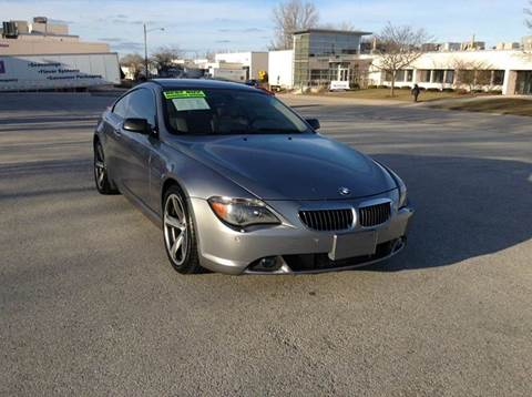 2005 BMW 6 Series for sale at Airport Motors in Saint Francis WI
