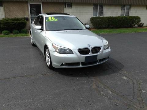 2006 BMW 5 Series for sale at Airport Motors in Saint Francis WI
