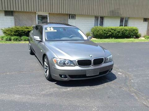 2006 BMW 7 Series for sale at Airport Motors in Saint Francis WI
