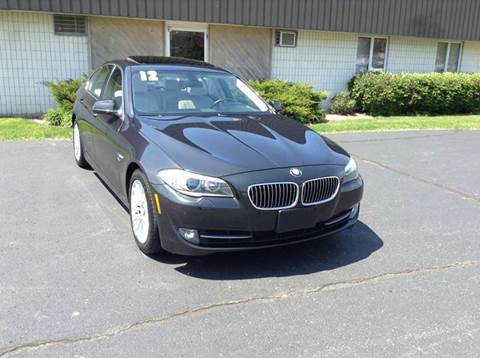 2012 BMW 5 Series for sale at Airport Motors in Saint Francis WI