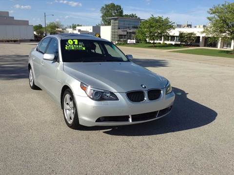 2007 BMW 5 Series for sale at Airport Motors in Saint Francis WI