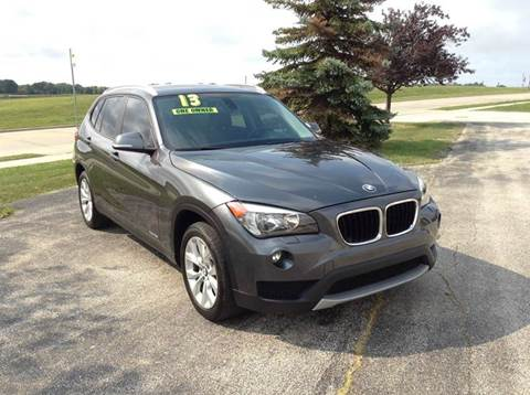 2013 BMW X1 for sale at Airport Motors in Saint Francis WI