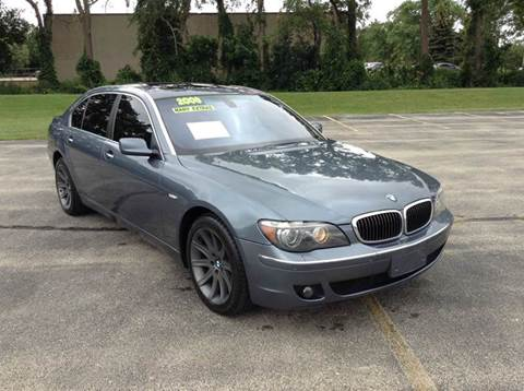 2008 BMW 7 Series for sale at Airport Motors in Saint Francis WI