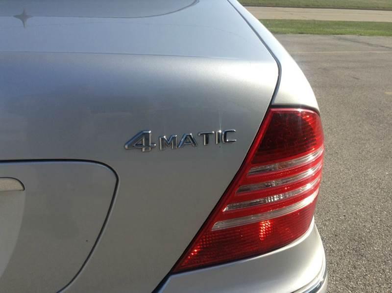 2003 Mercedes-Benz S-Class S 430 4MATIC AWD 4dr Sedan - Saint Francis WI