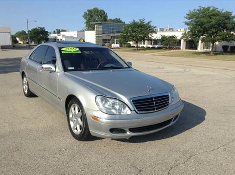 2003 Mercedes-Benz S-Class for sale at Airport Motors in Saint Francis WI