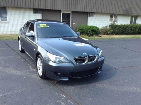 2010 BMW 5 Series for sale at Airport Motors in Saint Francis WI